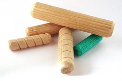Standard Wood Dowel Pins