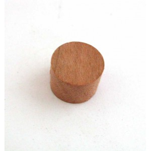 "0375C: 200 Pcs. 3/8"" Dia. Cherry Side Grain Plugs"