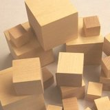 Wooden Cubes/Blocks