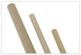 "7/8"" x 3-1/2"" Maple Dowels"