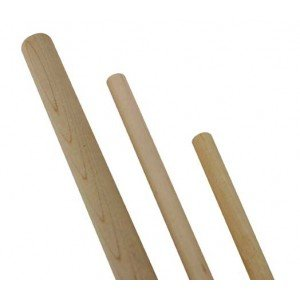 "1"" x 48"" Birch Dowels"