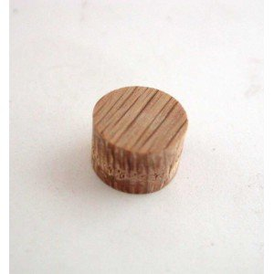 "3/8"" Oak Side Grain Plugs"