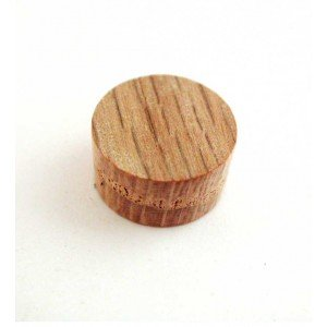 "1/2"" Oak Side Grain Plugs"