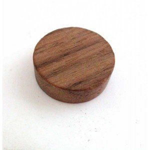 "3/4"" Walnut Side Grain Plugs"