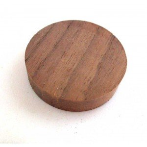 "1"" Walnut Side Grain Plugs"