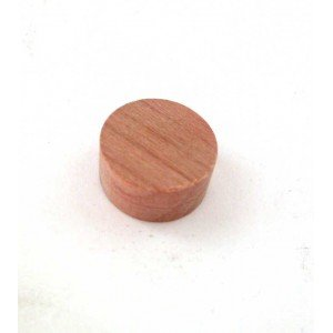 "1/2"" Cherry Side Grain Plugs"