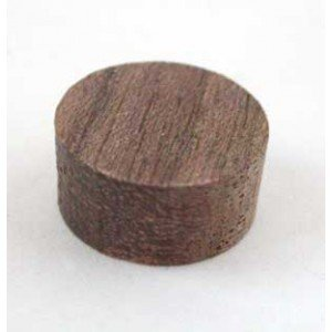 "1/2"" Walnut Side Grain Plugs"