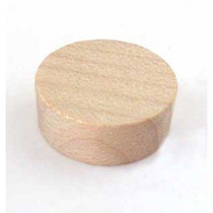 "5/8"" Maple Side Grain Plugs"