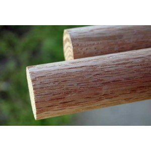"1-1/4"" x 36"" Oak Dowel Rods"