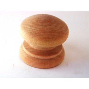 "2"" Birch British Cabinet Knobs"