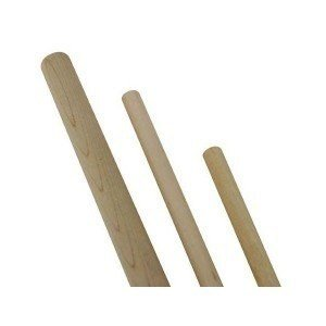 "7/16"" x 4"" Birch Dowels"