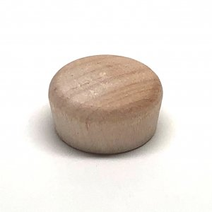 "3/8"" Birch Round Head Plugs"