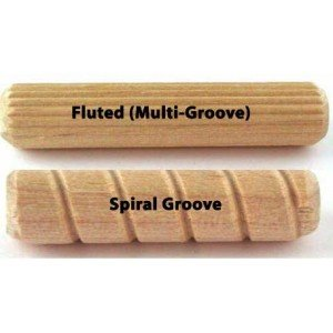 "5/16"" X 2"" Wood Dowel Pins"